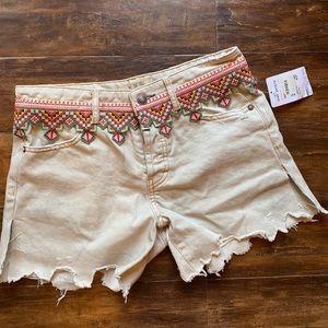 Free People Size 26 Shorts